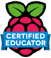 Raspberry Pi Certified Educator Badge